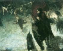 Záhada: Maľba, ktorá predpovedala nástup Hitlera