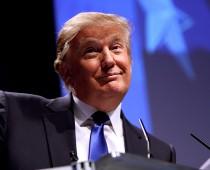 Jeden z najvážnejších kandidátov na prezidenta USA Donald Trump si vyrobil poriadnu hanbu