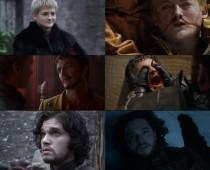 Valar Morghulis – Prvé a posledné momenty zosnulých hrdinov Game of Thrones!