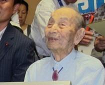 Vo veku 112 rokov dnes zomrel najstarší muž sveta