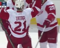 VIDEO: Tomáš Tatar rozhodol o víťaztve Detriotu krásnou strelou!