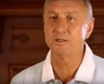 Dnes nás opustila futbalová legenda Johan Cruyff (68)