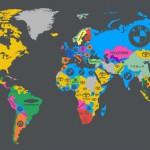 Najžiadanejšie značky áut podľa krajín sveta