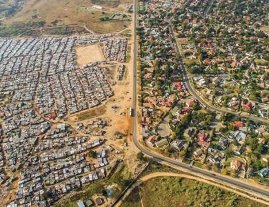 Tenká čiara medzi chudobou a bohatstvom vo svete…