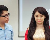 Predstavujeme ti Jiu Jiu. Super realistický čínsky humanoid