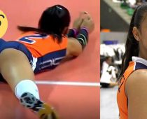 Nové video okúzľujúcej volejbalistky Winifer Fernández, ktorá ovládla internet