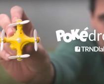 Hráči Pokémon GO si hranie uľahčujú Pokédronmi