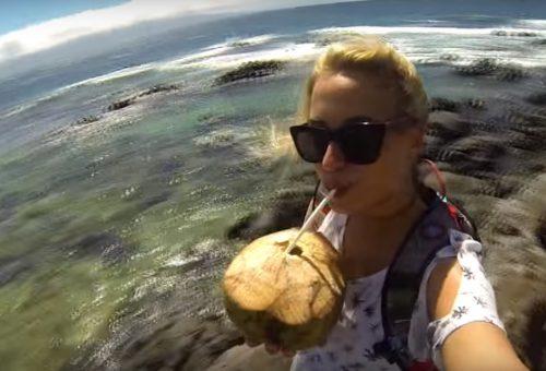 VIDEO: Kreatívna Slovenka natočila úchvatné video zo svojho letného dobrodružstva na Havaji