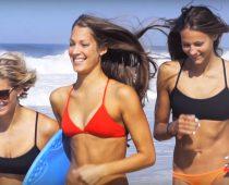SEXY české športovkyne okúzlili olympijské Rio klipom na spôsob BAYWATCH