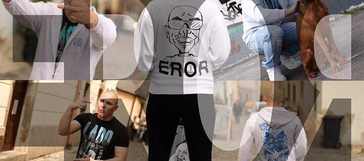 Eror je späť so zaujímavým vizuálom!  SLEDUJ VIDEO !