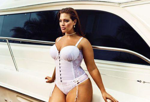 Podnikateľka a modelka Ashley Graham – Kilá navyše už dávno nie sú problém!