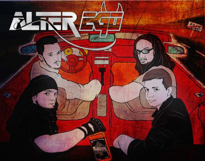 Prešovská skupina ALTER EGO servíruje nefalšovaný špinavý rock 'n' roll