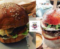 5 najlepších burgerov v Košiciach podľa @tasteofkosice