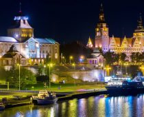 CESTOVANIE: Štetín, krásne mesto na severozápade Poľska