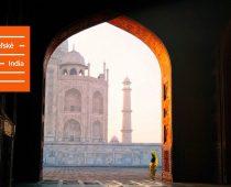 India je aj veľká chudoba a zároveň silná viera