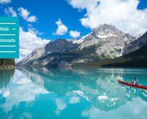 Západ Kanady je o prírode, kým jeho východ viac o metropolách