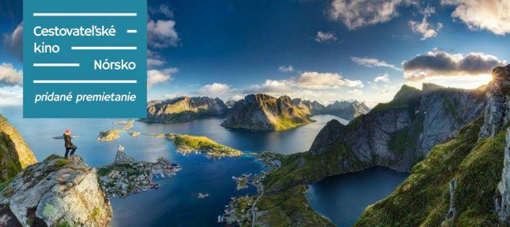 Krajšiu prírodu v Európe nenájdete. Cestovateľské kino predstaví Nórsko