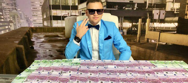 Peter Dubaj –  najviac nenávidený človek na Slovensku, ktorý vás naučí zarábať desať tisíce eur aj počas spánku!!