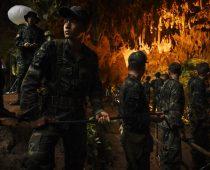 Příběh a záchrana thajského fotbalového týmu v dokumentu Discovery Channel