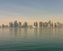 Životunebezpečná práca v Katare